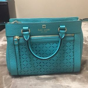 Kate Spade Leather small shell armazon